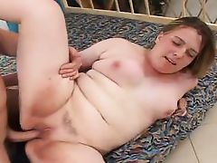 a chubby pussy filled with cum @ big fat cream pie #08